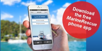 Marine Rescue App